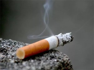 smoking and fire safety