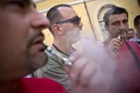E-Cigarette testing