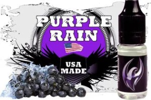 FireBrand purple rain e-liquid review