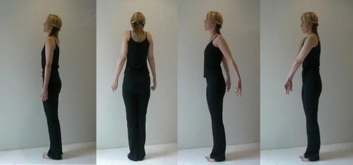 easy yoga shoulder stretch