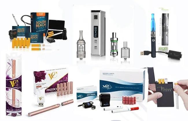 Most Popular ecigarette kits
