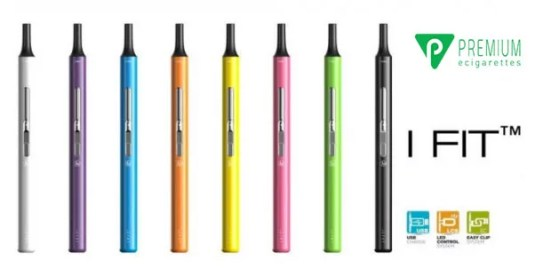 IFIT french vape pen from Premium Ecigarettes