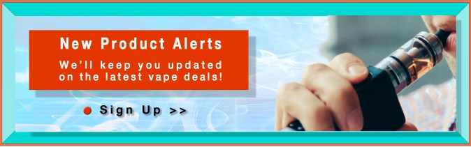 New Ecig Product Alert and Deals on CloudNineEcigReviews