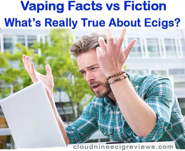 Vaping Facts vs Fiction