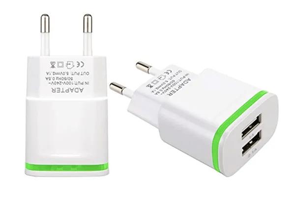 European usb power adapter plug