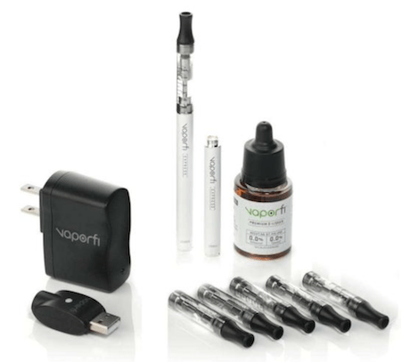 Vaporfi Express kit five parts