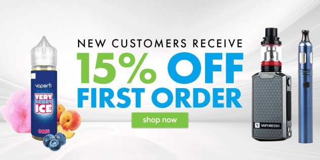 vaporfi 15% off for new customers
