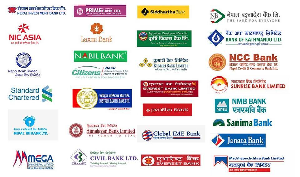 एक सातामा वाणिज्य बैंकहरुको कर्जा लगानी भन्दा निक्षेप संकलन तेब्बर बढ्यो thumbnail