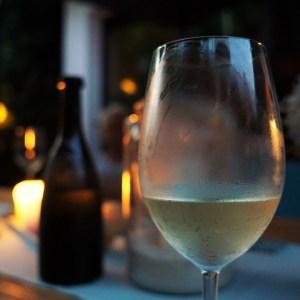 alcohol dinner