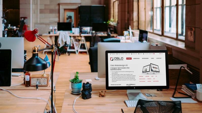 oslo webdesign