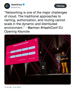 Key takeaways from HashiConf EU Networking