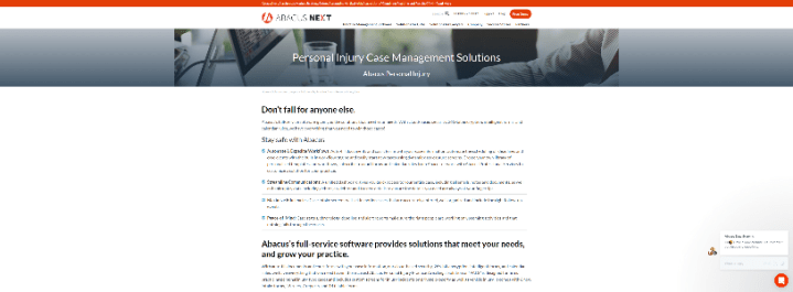 Best Personal Injury Case Management Software 2018