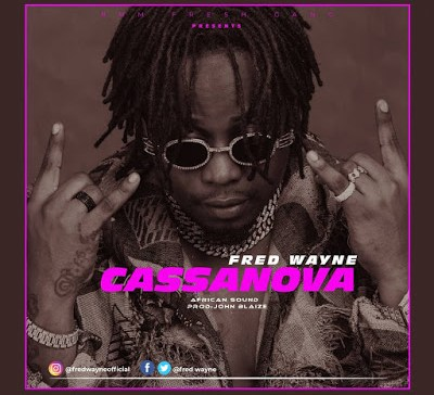 (AUDIO) Fred Wayne - CASSANOVA