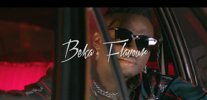 VIDEO: Beka Flavour - AGAIN - ,VIDEO: Beka Flavour,
