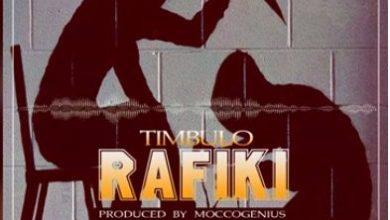 Photo of Audio: Timbulo – Rafiki Mp3 Download