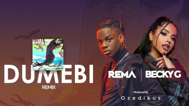 Audio: Rema & Becky G - Dumebi Remix Mp3 Download