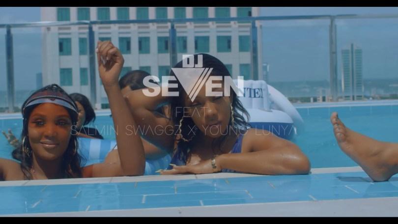 VIDEO: Dj Seven Ft Young Lunya & Salmin Swaggz – Tunawaka