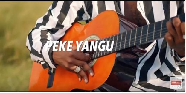VIDEO: Enock Bella – PEKE YANGU Mp4 DOWNLOAD