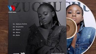 Photo of DOWNLOAD: Zuchu – I AM ZUCHU (FULL EP) ALBUM