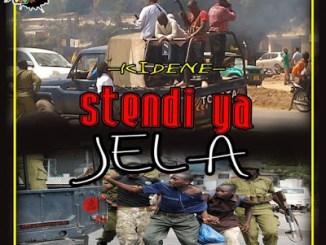 AUDIO: Kidene - STENDI YA JELA Mp3 DOWNLOAD