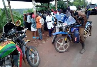 Photo of Boda Boda Ambaka Abiria Wake Aliyekuwa Akienda Kwa Mpenzi Wake