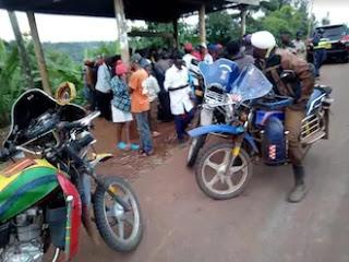 Boda Boda Ambaka Abiria Wake Aliyekuwa Akienda Kwa Mpenzi Wake