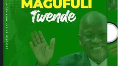 Photo of Download Lameck Ditto – Magufuli Twende (Official Audio) Mp3