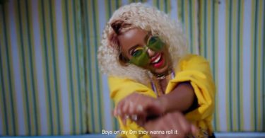 Video Nadia Mukami – Million Dollar Mp4 Download