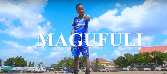 VIDEO: Dogo sillah – Magufuli Mp4 Download