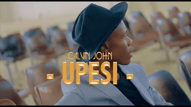 VIDEO: Calvin John – Upesi