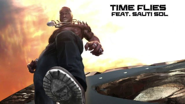 Burna Boy ft Sauti Sol – Time Flies Mp3 Download
