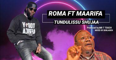 Roma Mkatoliki Ft Maarifa -Tundu Lissu Shujaa Mp3 Download