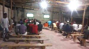 Photo of BINGWA Studio | Kibanda Umiza, Tandika, Dar.Manchester United Vs Crystal Palace.