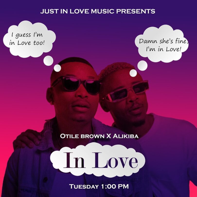 AUDIO: Otile Brown Ft Alikiba In Love Mp3 Download