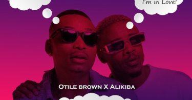 AUDIO: Otile Brown Ft Alikiba In Love Mp3 Download