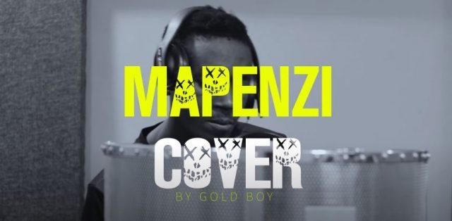 AUDIO: Gold Boy – Mapenzi Cover Mp3 Download