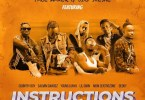 AUDIO: Paul Maker Ft Country Boy, Salmin Swaggz, Moni Centrozone, Lil Dwin, Young Lunya & Deddy – Instructions Mp3 Download