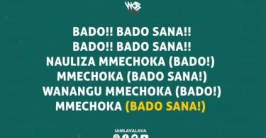VIDEO: Lava Lava Ft Diamond Platnumz – Bado Sana Lyrics Mp4 Download