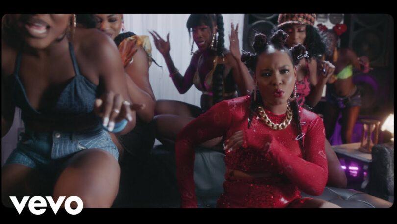 VIDEO: Yemi Alade Ft Patoranking - Temptation Mp4 Download