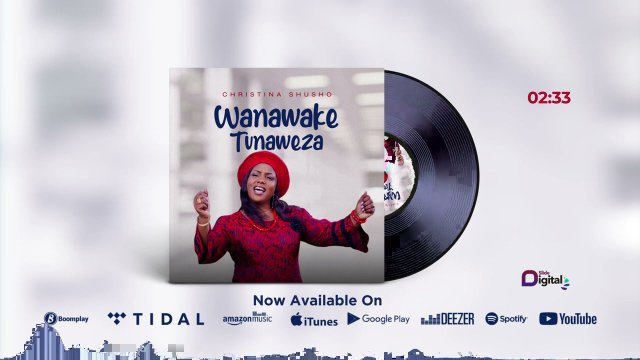 AUDIO: Christina Shusho - Wanawake Tunaweza Mp3