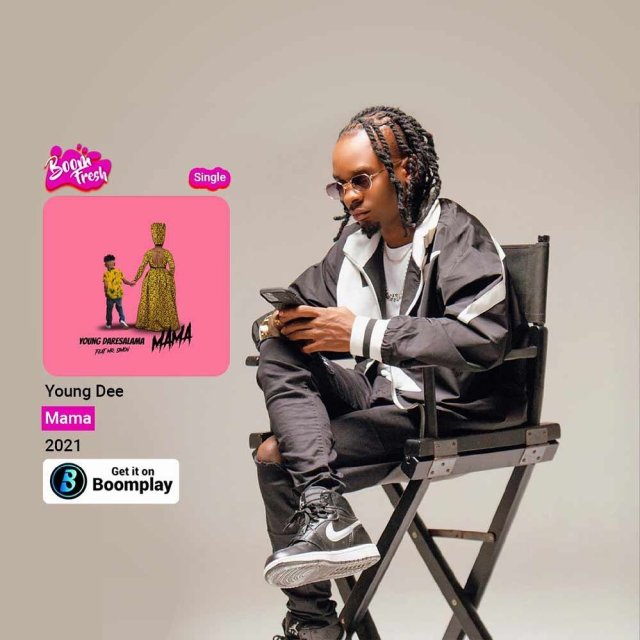 AUDIO: Young Daresalama - Mama Mp3 Download