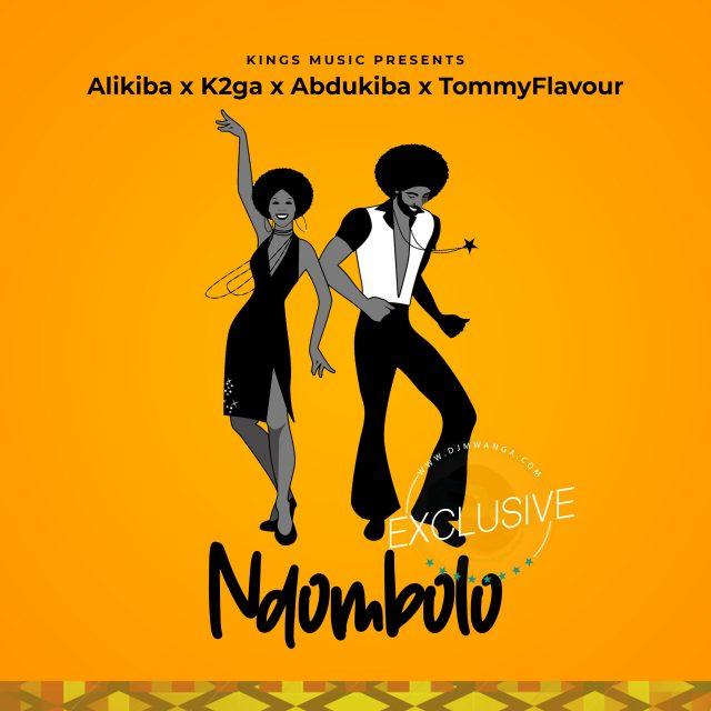 VIDEO: Alikiba Ft Abdukiba x K2ga x Tommy Flavour - Ndombolo Mp4 Download