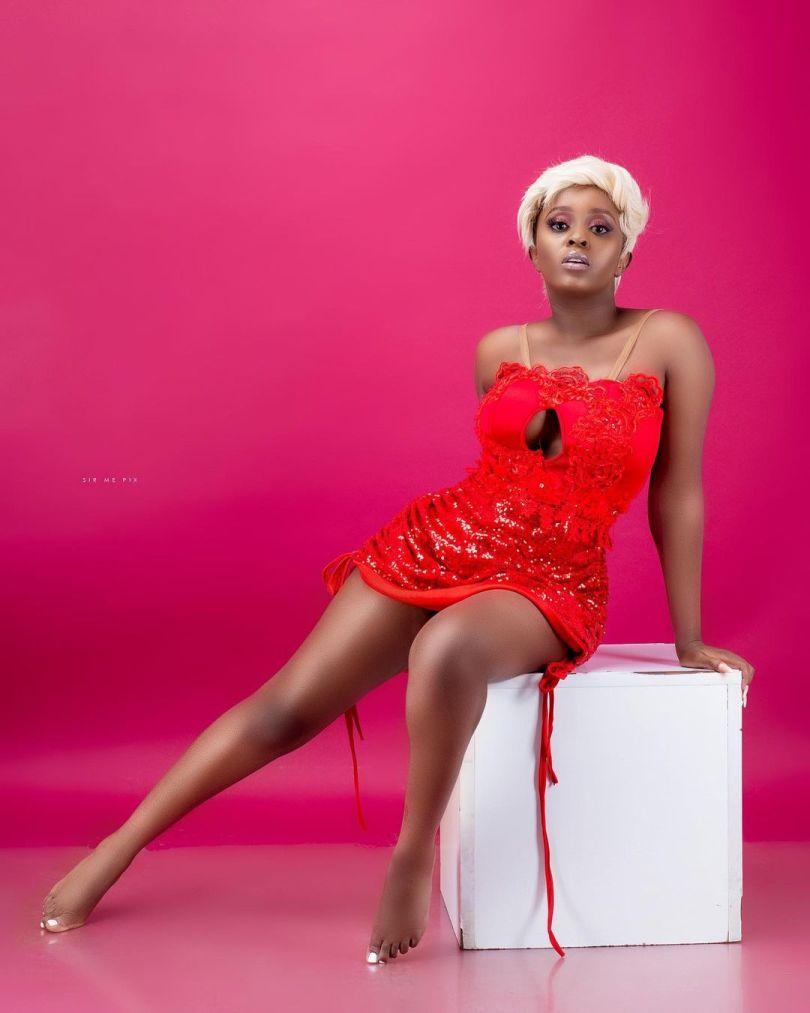 AUDIO: Nadia Mukami - Roho Mbaya Mp3 Download