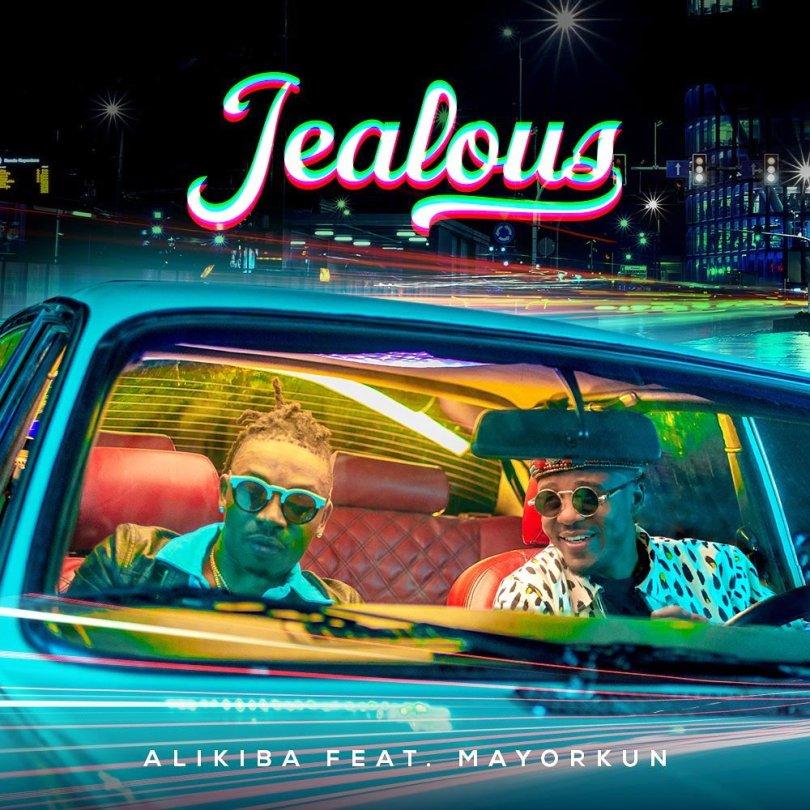 AUDIO: Alikiba Ft Mayorkun - Jealous Mp3 Download