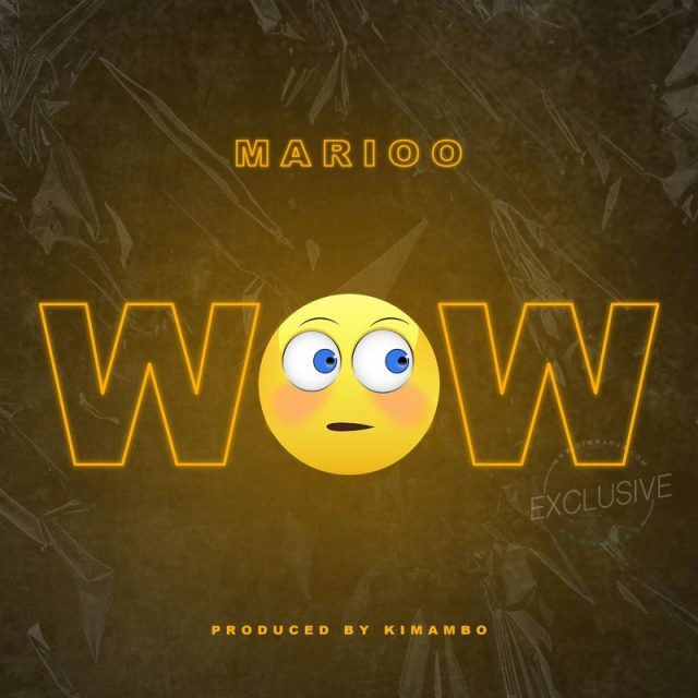AUDIO: Marioo - Wow Mp3 Download