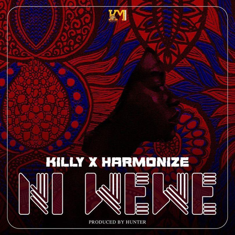 AUDIO: Killy Ft Harmonize - Ni Wewe Mp3 Download