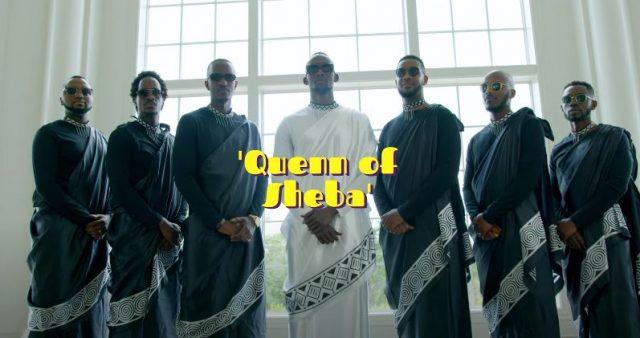 VIDEO: Meddy - Queen of Sheba Mp4 Download