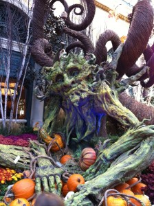 Bellagio - Fall Display 2014
