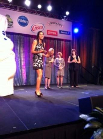Pillsbury Bake-Off award ceremony Padma Lakshmi 2