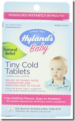 Hylands Cold Tablets